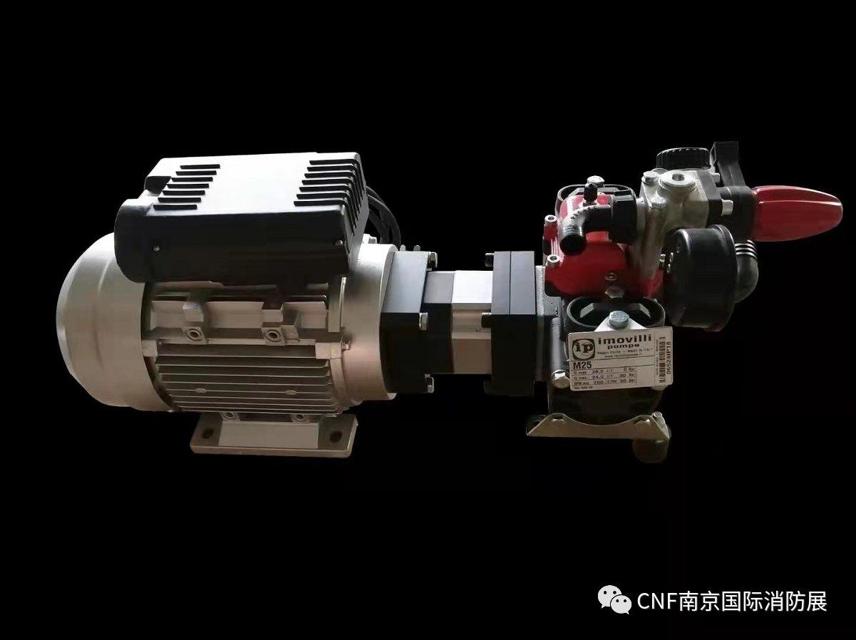 """""""上海新璋""""邀您莅临2021年5月18-20日CNF南京国际消防展"""